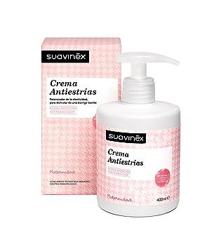 Crema Antiestrias- Suavinex 200ml: Amazon.es: Bebé