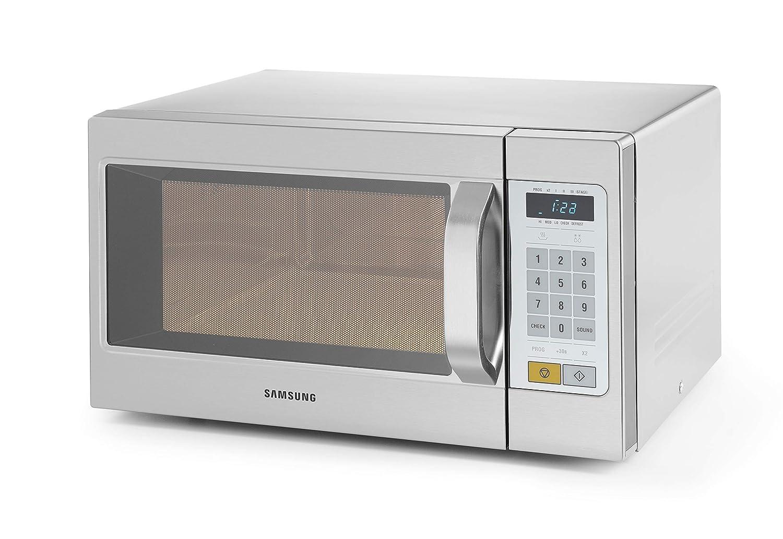 Samsung - Microondas programable (1050 W): Amazon.es: Industria ...