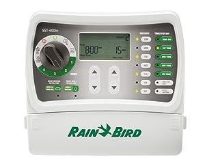 Rain Bird SST400IN Irrigation Timer Indoor 4-Station