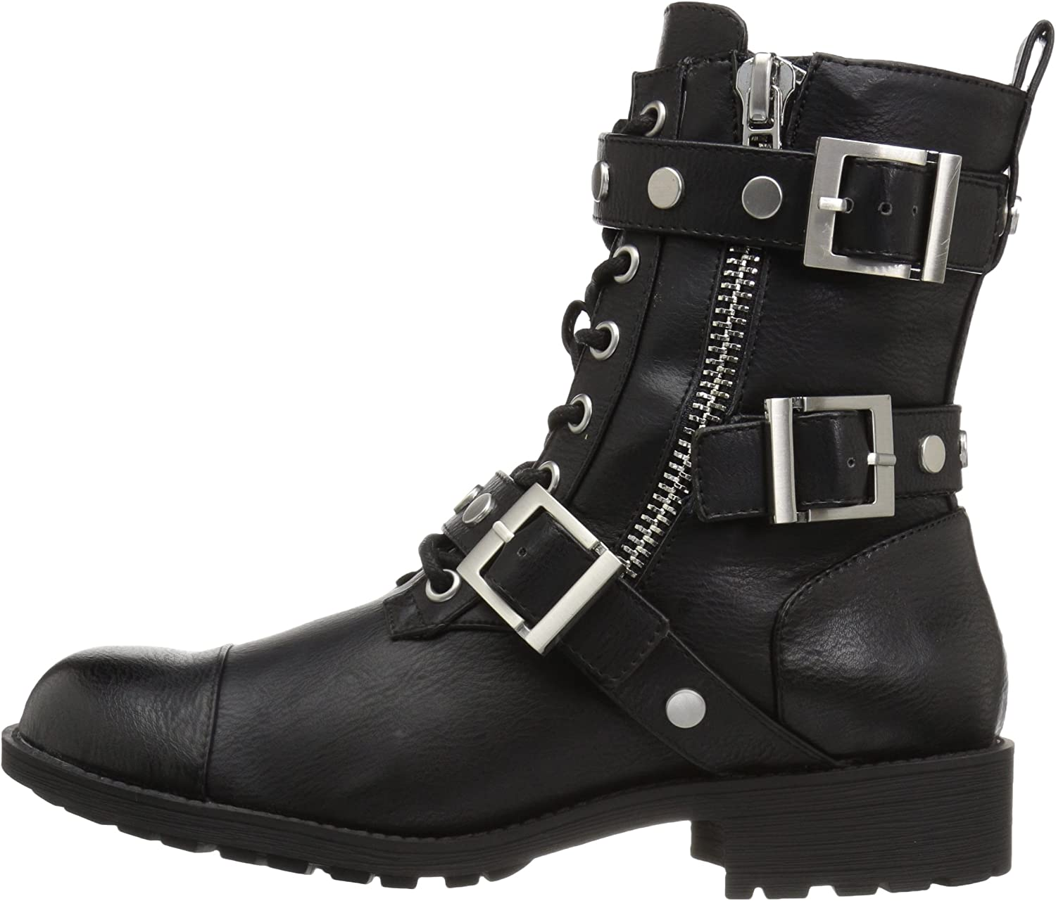 Style by Charles David Womens Caden Motorcycle Boot
