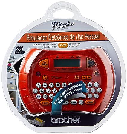 Brother PT-70 Térmica directa - Impresora de etiquetas ...