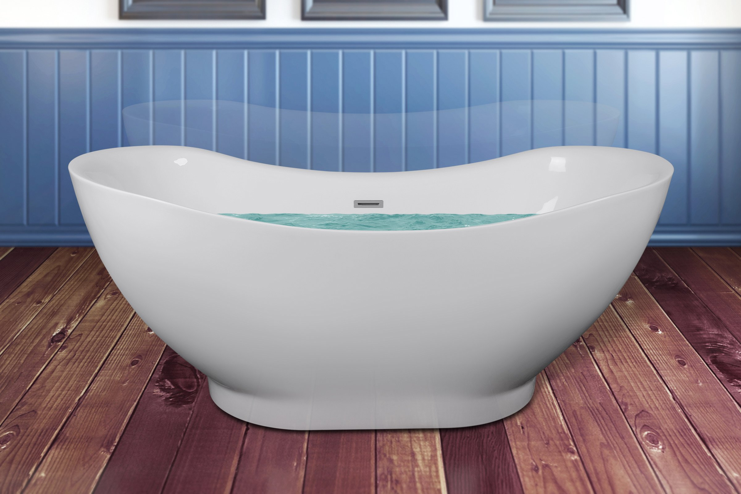 Best Rated in Freestanding Bathtubs & Helpful Customer Reviews