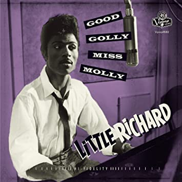 2018 little richard OUR STORY