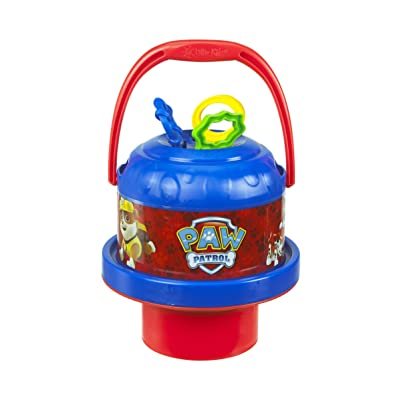 Little Kids Nickelodeon Paw Patrol No-Spill Bubblin' Bucket: Toys & Games