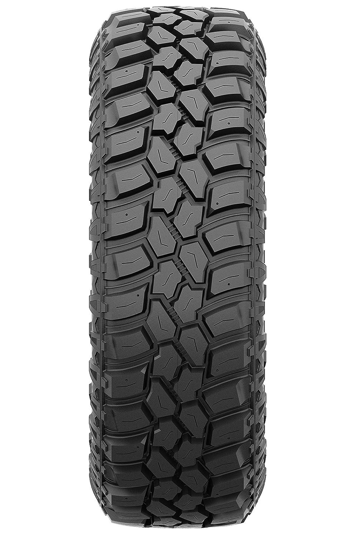 Terrain Radial Tire-LT265//70R17 121Q 10-ply Cooper Evolution M//T All