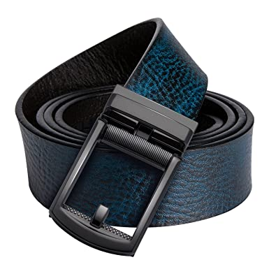 Memoriesed Brand Designer Belts For Men 2018 Fashion New Brown Blue