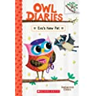 Eva's New Pet: A Branches Book (Owl Diaries #15)