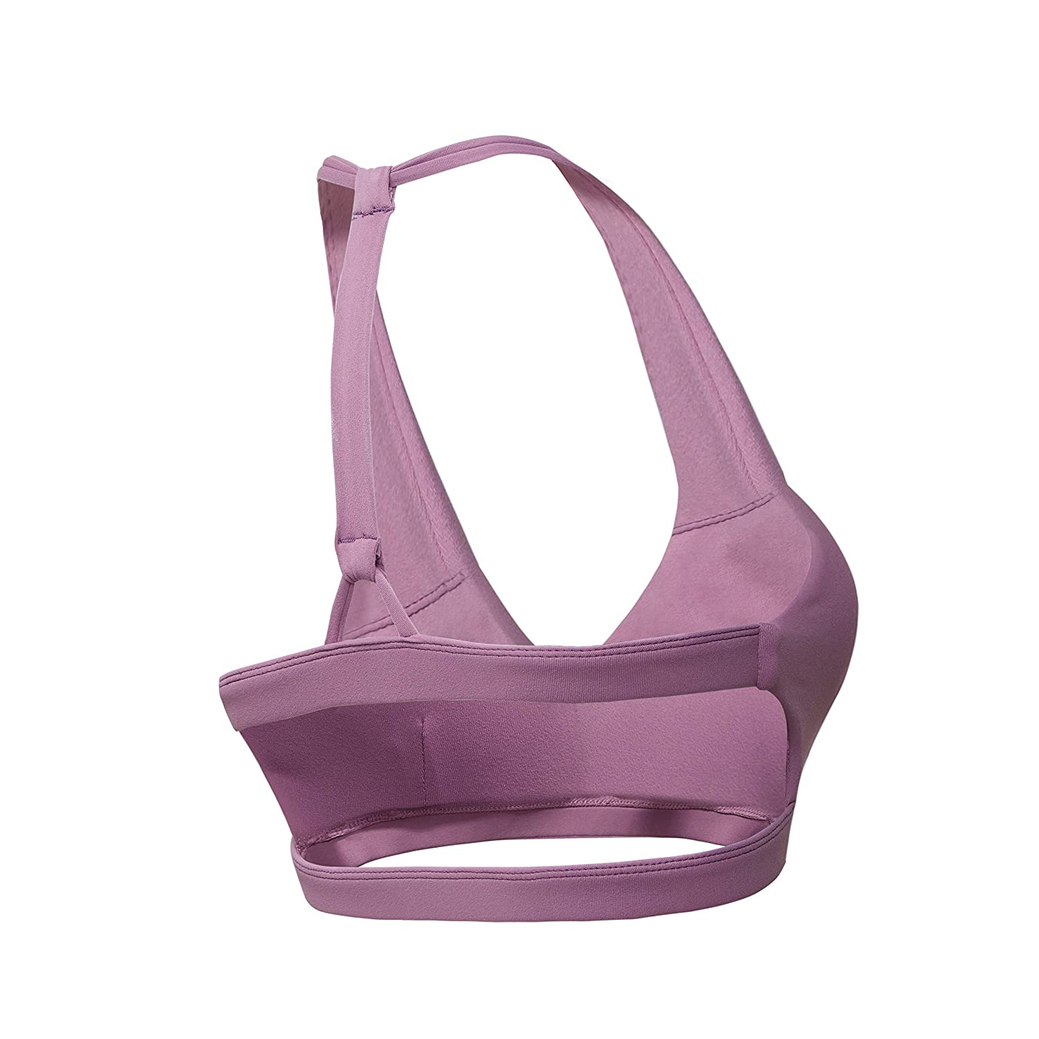 Sport Bras for Women Front Criss-Cross T-Back Strappy Removable Padded High Impact Support Yoga Gym Running Activewear
