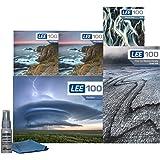 LEE Filters LEE100 82mm Landscape Pro Kit - LEE100 Filter Holder, Lee 100mm Soft Edge Set Graduated ND Filters LEE 100mm…