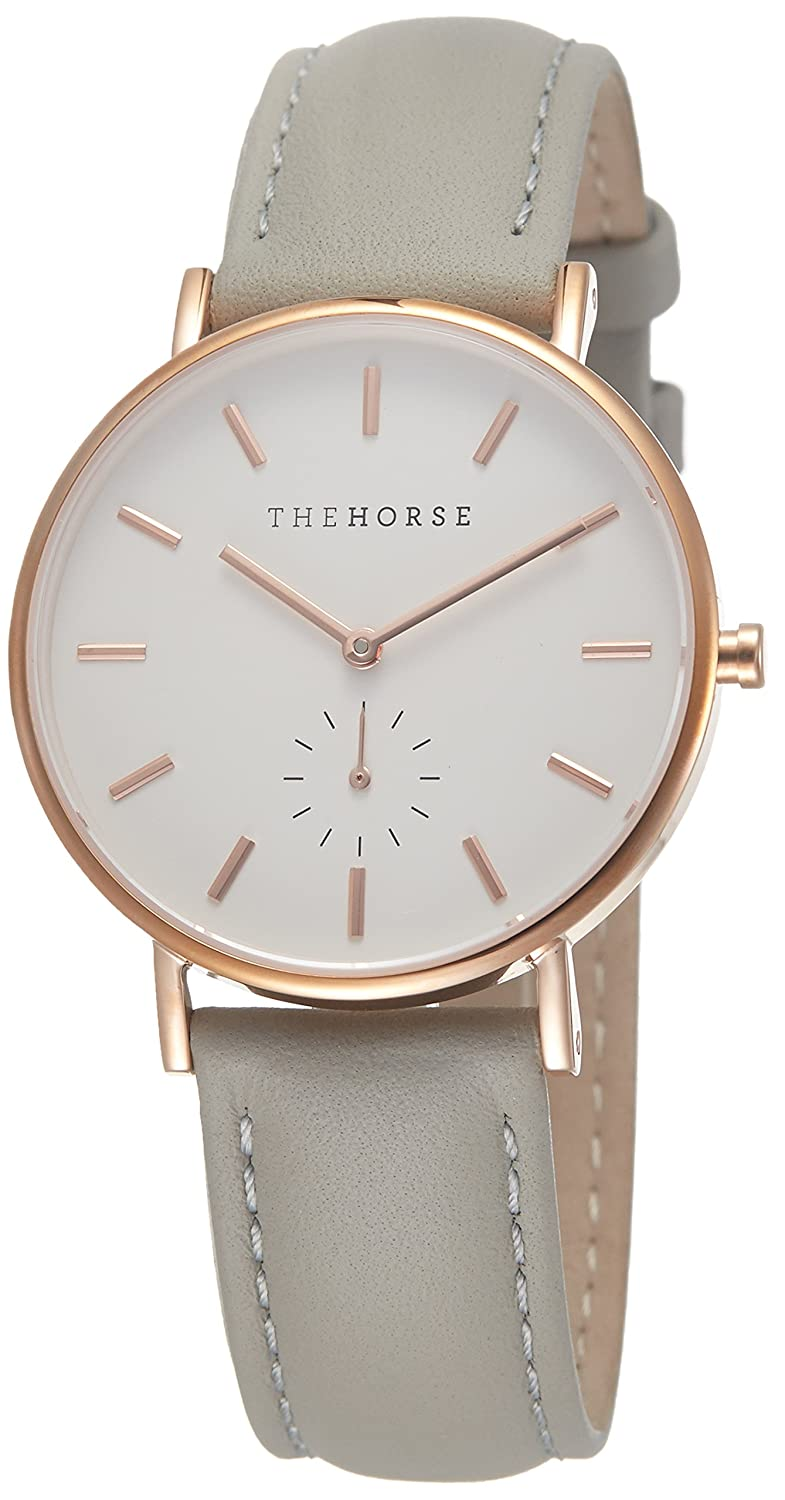 The Horse Classic Rose goud Horloge B1