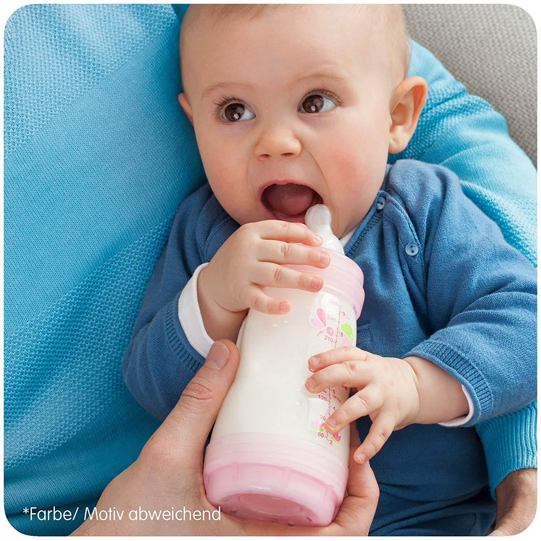 MAM Babyartikel 99921522 - Kit biberon (2 unidades) , 260 ml, surtido: colores aleatorios