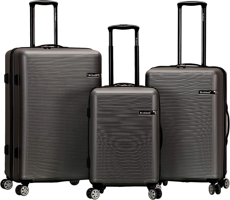 Roll Road Royce Blue Luggage Set 55-66-76cm