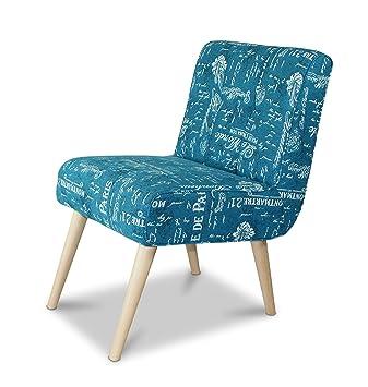 Lordly Style - Butaca Le Monde Bleu: Amazon.es: Juguetes y ...