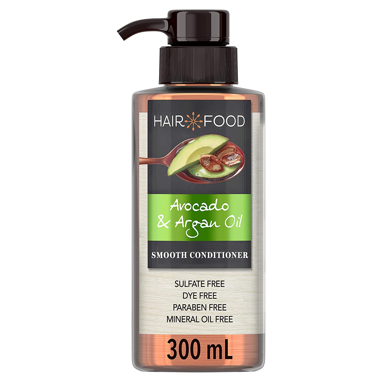 Hair Food Conditioner, Avocado & Argan Oil, 10.1 Ounce
