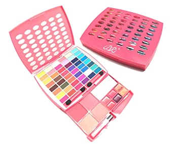 Amazon.com: BR Kit, Glamur Chica Kit de maquillaje, 48  ...