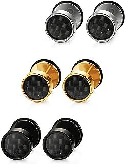 Ohrringe 3 paar