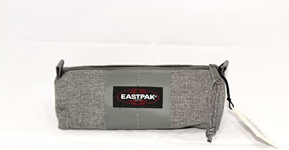 Estuche Eastpak Smemo Think (gris): Amazon.es: Oficina y papelería