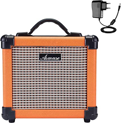 Asmuse Amplificador de Guitarra Eléctrico Portatil Bajo Combo ...