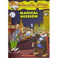 Geronimo Stilton #64: The Magical Mission