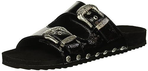 7Amazon Zapato DestalonadoBlackTalla es Mujeres Fergalicious LSGUVpqzjM
