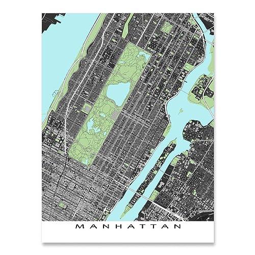 Amazon.com: Manhattan Map Art Print, New York City Poster ... on manhattan new york city map, manhattan ny map, manhattan map stencil, nevada state printable, california state printable, manhattan street map, manhattan tourist map, manhattan bus map, manhattan map penn station, manhattan map grand central station, manhattan subway map, manhattan map with attractions, manhattan map pdf, manhattan map print, manhattan map art, manhattan map blank, manhattan map interactive, manhattan map vintage, manhattan neighborhood map, manhattan road map,