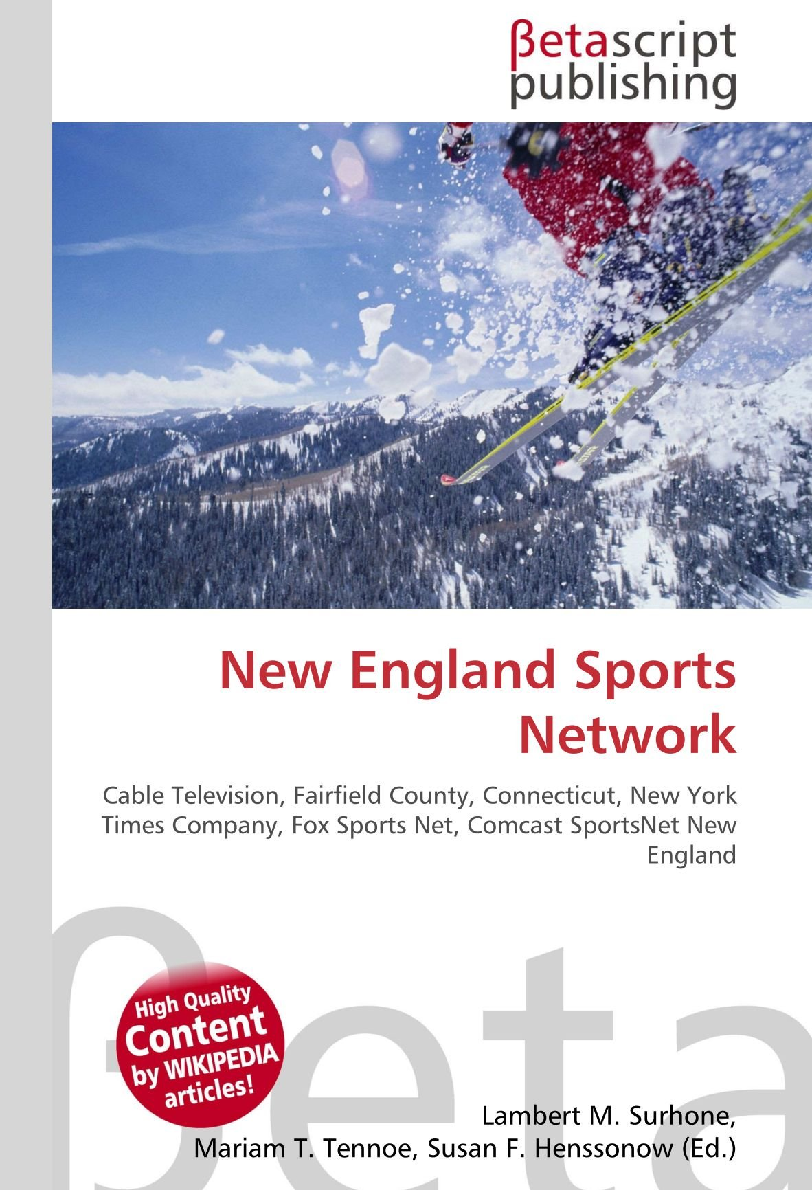 New England Sports Network: Cable Television, Fairfield County ...