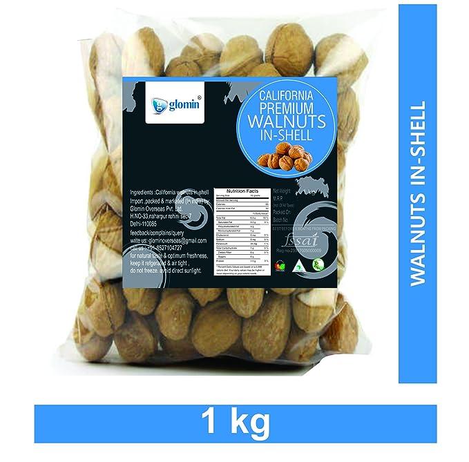 Glomin walnut inshell 1kg