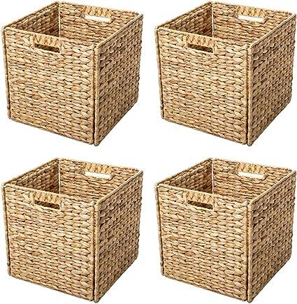 Wicker Display Basket 40 x 25 x 12cm Single of 1