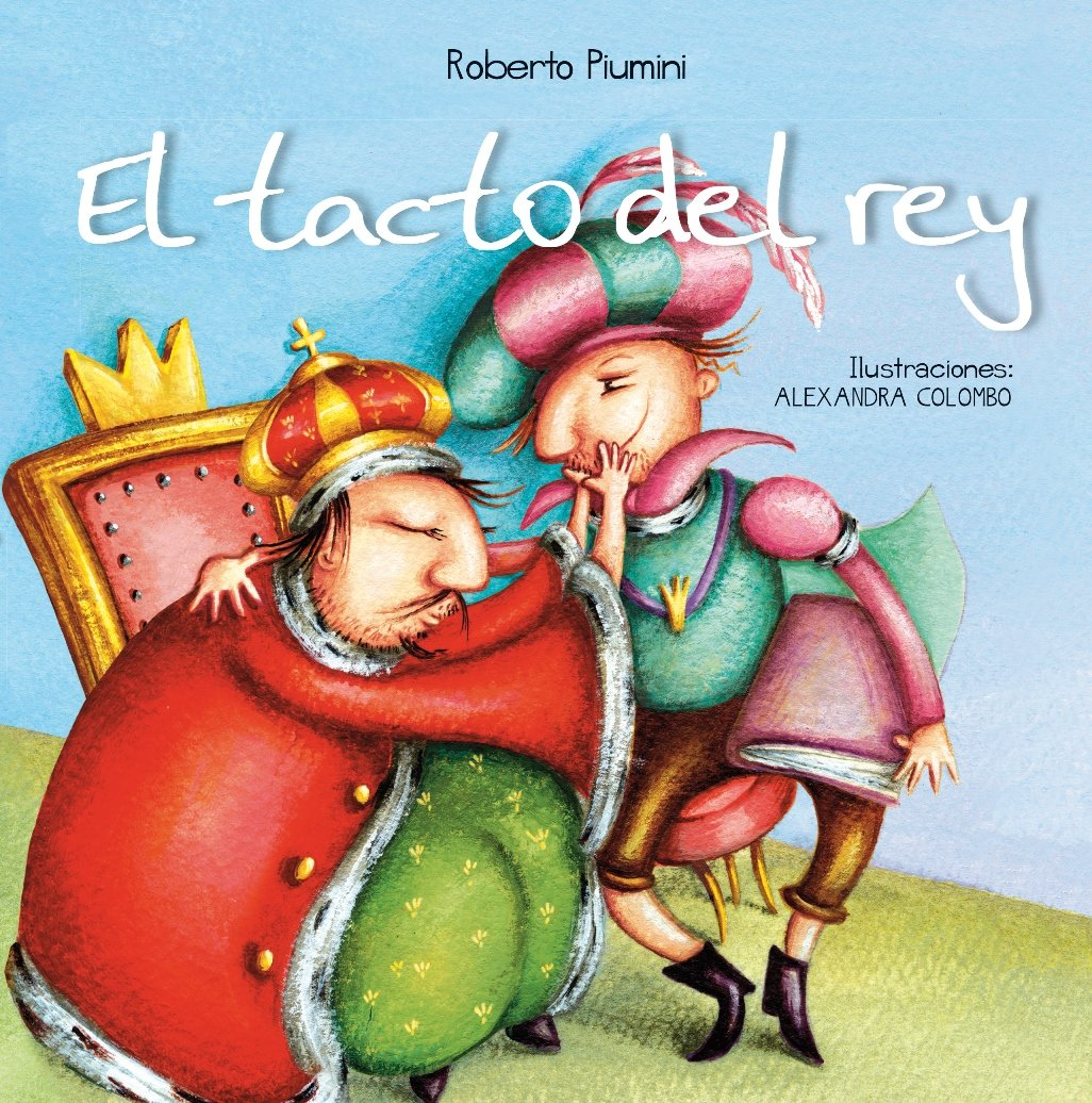 El tacto del rey (Spanish Edition) ebook