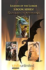Legends of the Lurker Box Set: Epic Fantasy Series Kindle Edition
