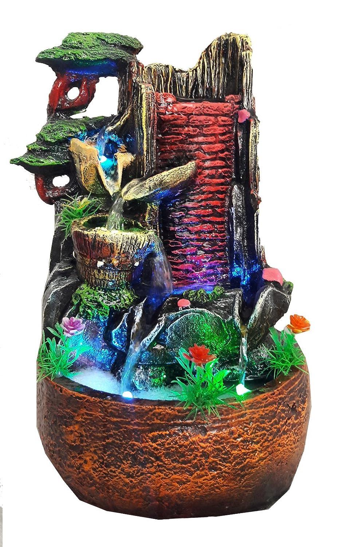 Noman NVR Indoor Water Fountain Showpiece: Amazon.in: Garden & Outdoors