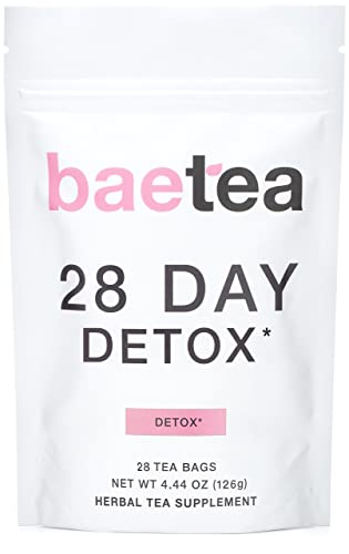 Baetea Gentle Detox Tea