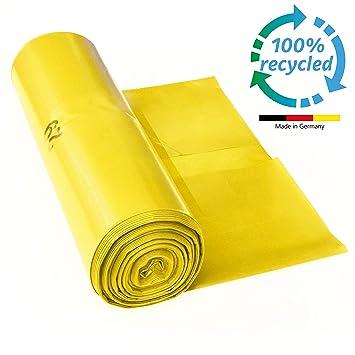 ProfessionalTree Bolsas de basura 120 l - gran resistencia ...