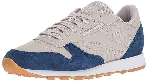 5030f9ed34 Reebok Classic Leather, Zapatillas de Deporte para Hombre: Amazon.es:  Zapatos y complementos