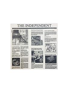 Deli Paper Newsprint White 12