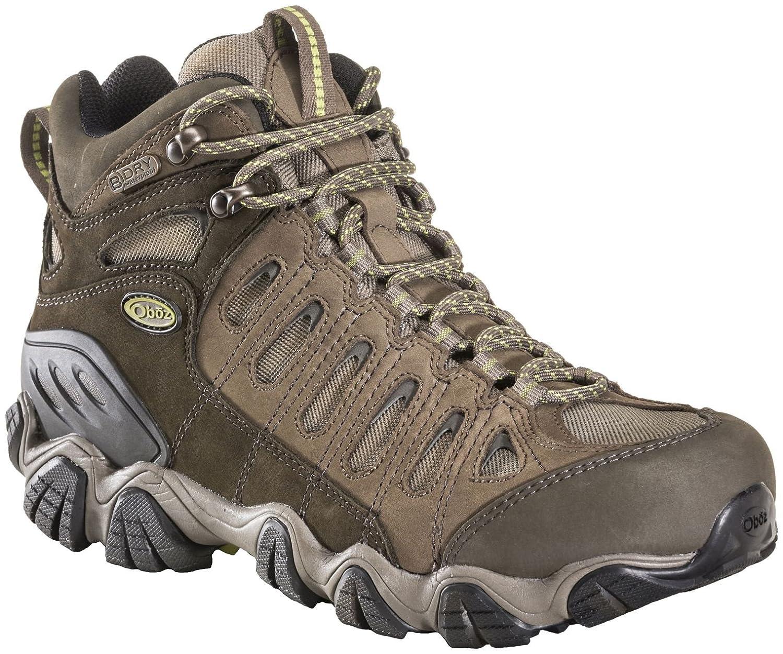 61fe9e06c85 Oboz Men's Sawtooth Mid BDRY Hiking Boot