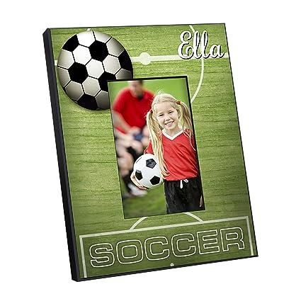Amazon Personalized Kids Sports Frames Custom Sports Frames