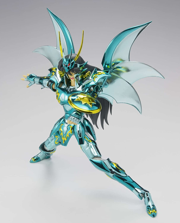 Bandai - Figurine Saint Seiya Myth Cloth - Dragon Shiryu God ...
