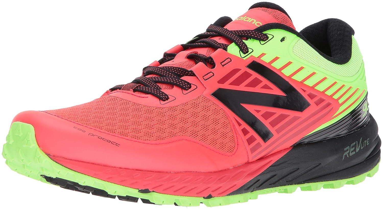 New Balance 910v3, Zapatillas de Running para Asfalto para Hombre, Rojo (Red/Green), 45 EU: Amazon.es: Zapatos y complementos