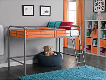 Dorel Junior Metal Loft Bed