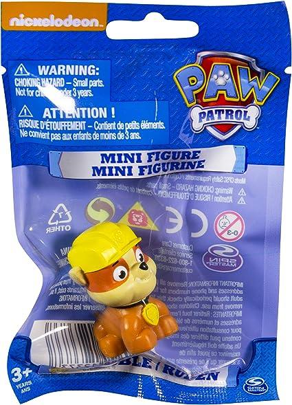 Paw Patrol Mini Figures Pre School Fun TV Show Figure NEW