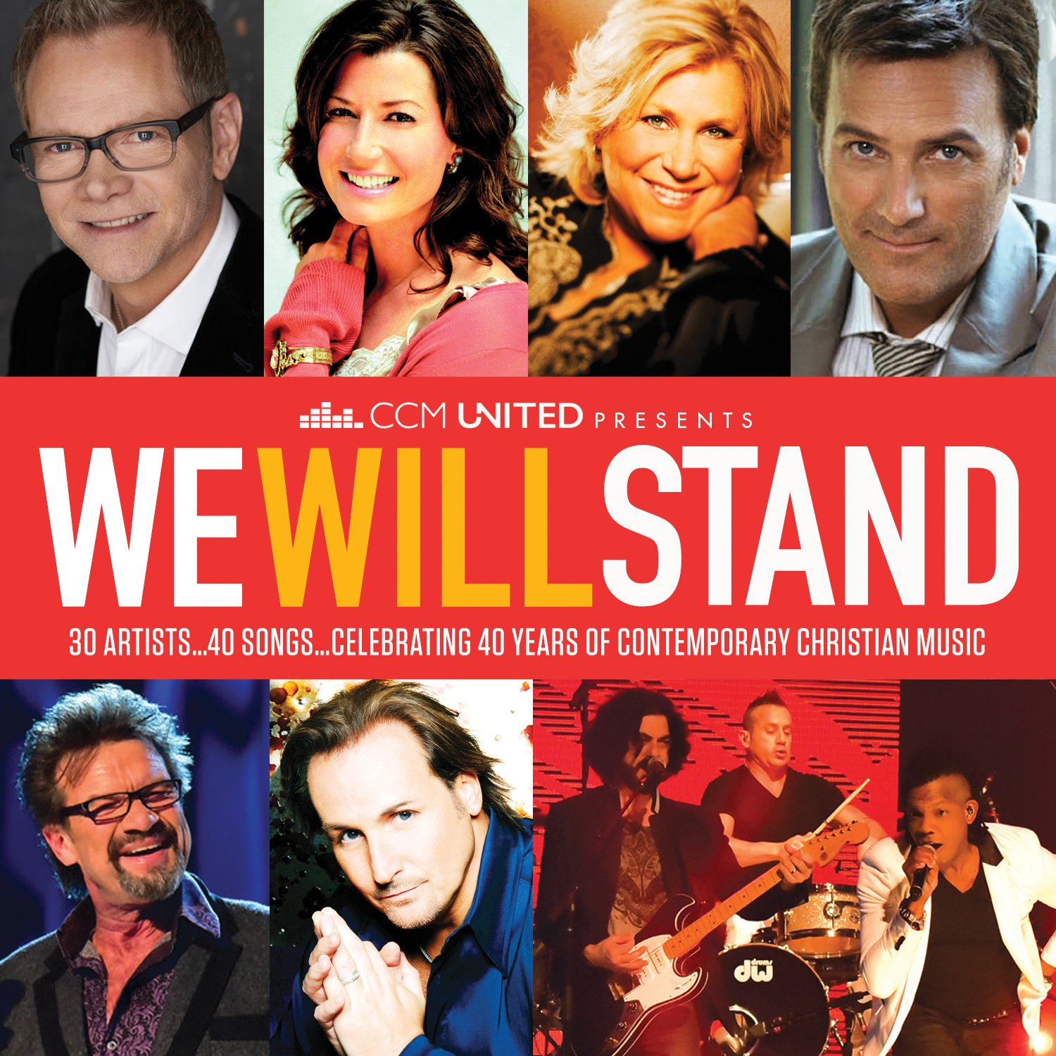 We Will Stand [2 CD]