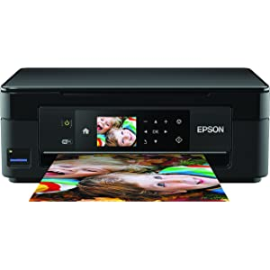 Epson Expression Home XP-442 All-in-One Wi-Fi Printer - Black