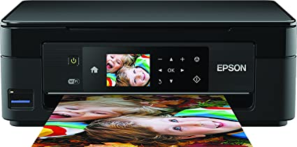 Epson Expression Home XP-442 - Impresora compacta multifunción (WiFi, inyección de Tinta, 1200 x 2400 dpi), Color Negro, Ya Disponible en Amazon Dash ...