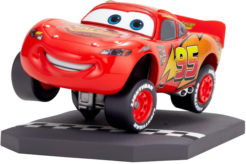 Revoltech Pixar Figure Collection Cars 4  Lightning McQueen