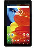 RCA RCT6873W42 Voyager 7 16GB Tablet 1024 X 600 Resolution 1.2GHz Intel Atom Quad-Core Processor Android 6.0 Marshmallow, Black