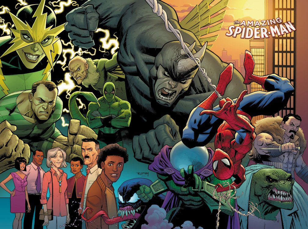 652424d5792 Amazon.com  Amazing Spider-Man by Nick Spencer Vol. 1  Back to ...