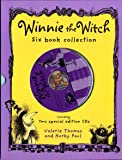 Winnie the Witch. Six Book and Two CD Collection