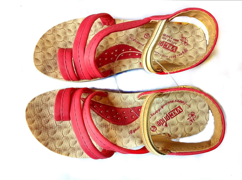 Buy WELCOME ZONE Girls Sandals Magenta