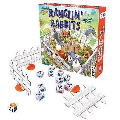 Ranglin' Rabbits Game: Toys & Games